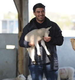 TOWIE head to the farm for Easter. Chloe Sims brings her daughter Madison along with Jon Clark, Tommy, Bobby and Georgia Kousoulou for a day out.